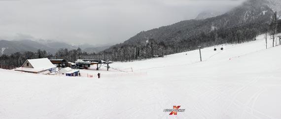 Горная Карусель:виртуальная панорама - бугель,810 кб