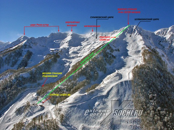 Альпика-Сервис: фото-схема 4-й очереди